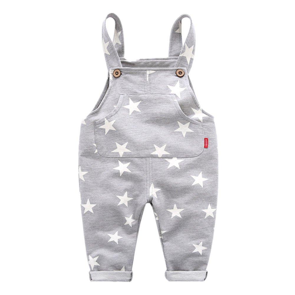 LittleSpring Little Boys' Pants Stars SLZ-K0114