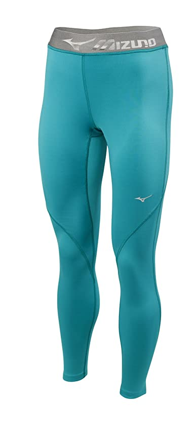 8828567ecb Mizuno Running Womens Impulse Core Long Tights, Staff, x Small (X-Small