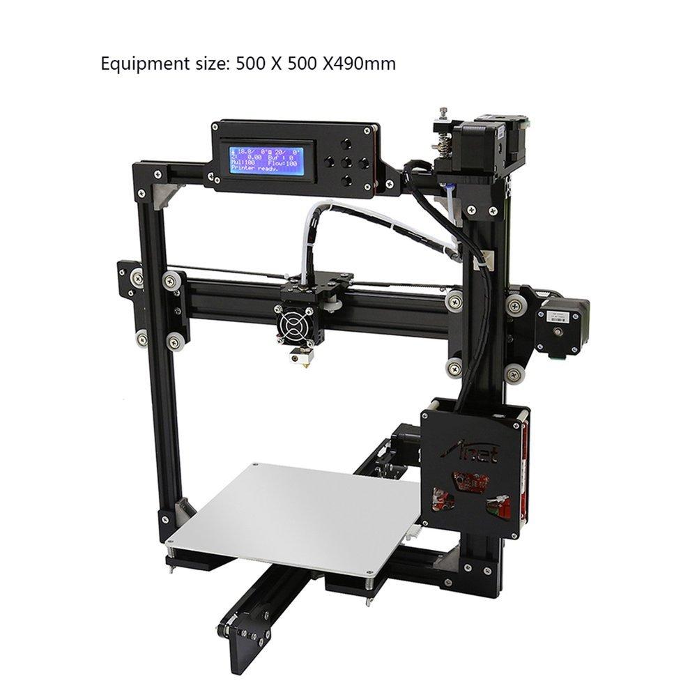 Kit de impresora 3D con pantalla profesional LCD, máxima velocidad ...