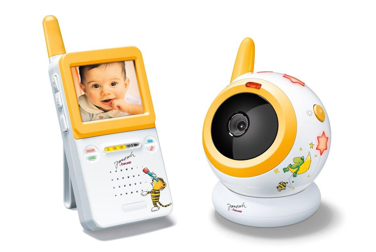 Janosch by Beurer JBY 101 Video Babyphone