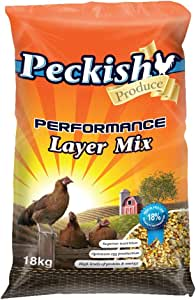 Peckish 00124 Performance Layer Mix, 18kg