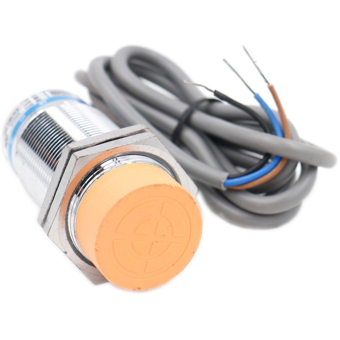 Heschen rivelatore del sensore di prossimità induttivo LJ30A3–15-Z/BX 15mm 6–36VDC 300mA NPN normalmente aperto (no) 3fili Heschen Electric Co.Ltd HS-LJ30A3-15-Z/BX