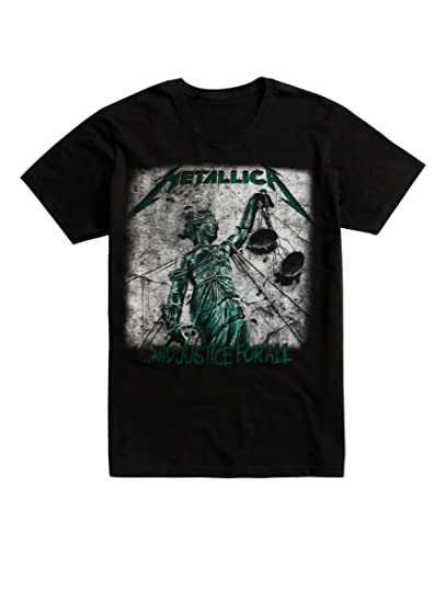 And Justice For All T-shirt .. Metallica