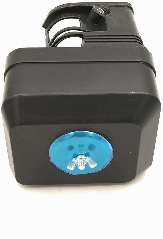Cancanle Conjunto de Filtro de Aire para Honda GX140 GX160 GX200 168F 196cc 163cc 5.5HP 6.5HP Generador Cortacésped Motor de la Bomba de Agua