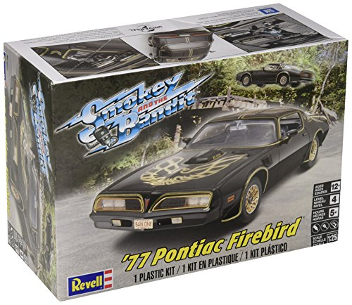 (Plastic Model Kit-'77 Smokey And The Bandit Firebird 1:25)