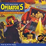 Operator #5 #13, April 1935 | Curtis Steele,Will Murray, Radio Archives