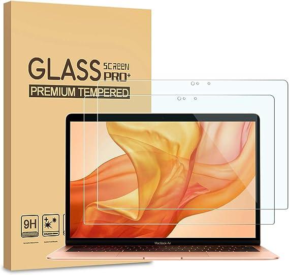"9H Premium Tempered Glass Screen Protector Film For MacBook retina Pro 13.3/"""
