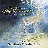 Llewellyn's 2017 Shadowscapes Calendar (Calendars 2017)