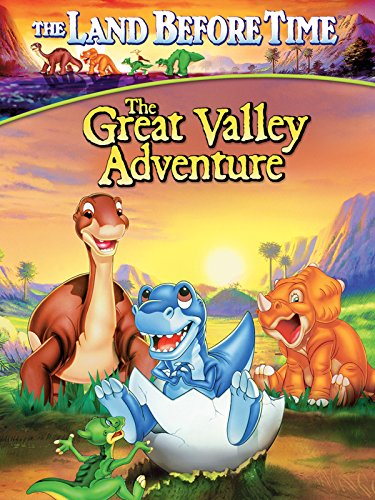 Land Before Time II: The Great Valley - Land Time