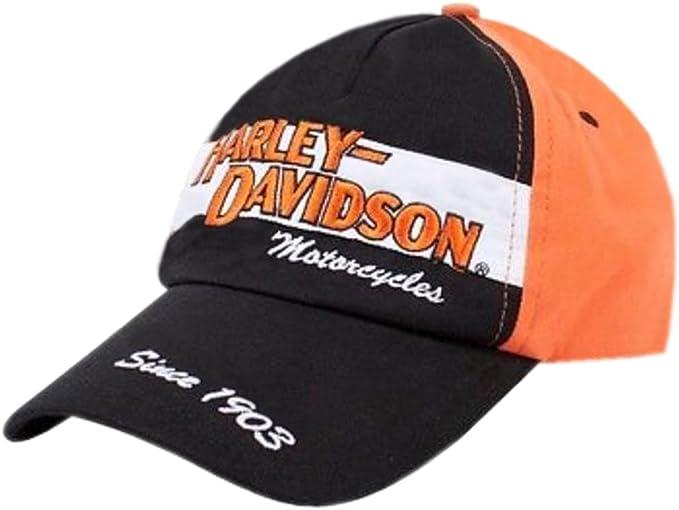 HARLEY-DAVIDSON Gorra de béisbol niños Grandes H-D Prestige Sarga ...
