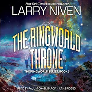 The Ringworld Throne Hörbuch