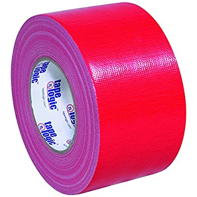 """Tape Logic T988100R 10.0 Mil Duct Tape, 3"""" x 60 yd, Red6 from Tape Logic"""