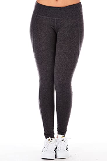 693e8cac5bb9d Womens Solid Workout Activewear Lines FItted Legging Pants KP7903 at Amazon  Women's Clothing store: