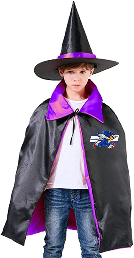 NUJSHF Super M-Ario Sonic - Capa con Capucha para Disfraz de Erizo ...