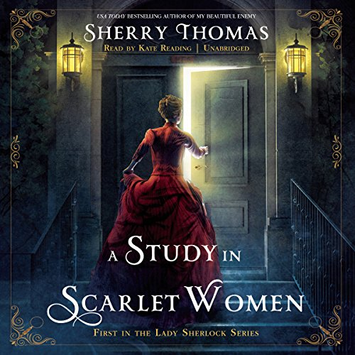 Bargain Audio Book - A Study in Scarlet Women
