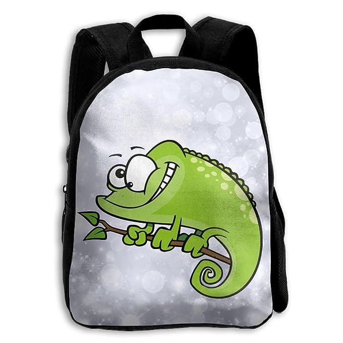 Amazon.com: Los niños de Happy de dibujos animados verde ...