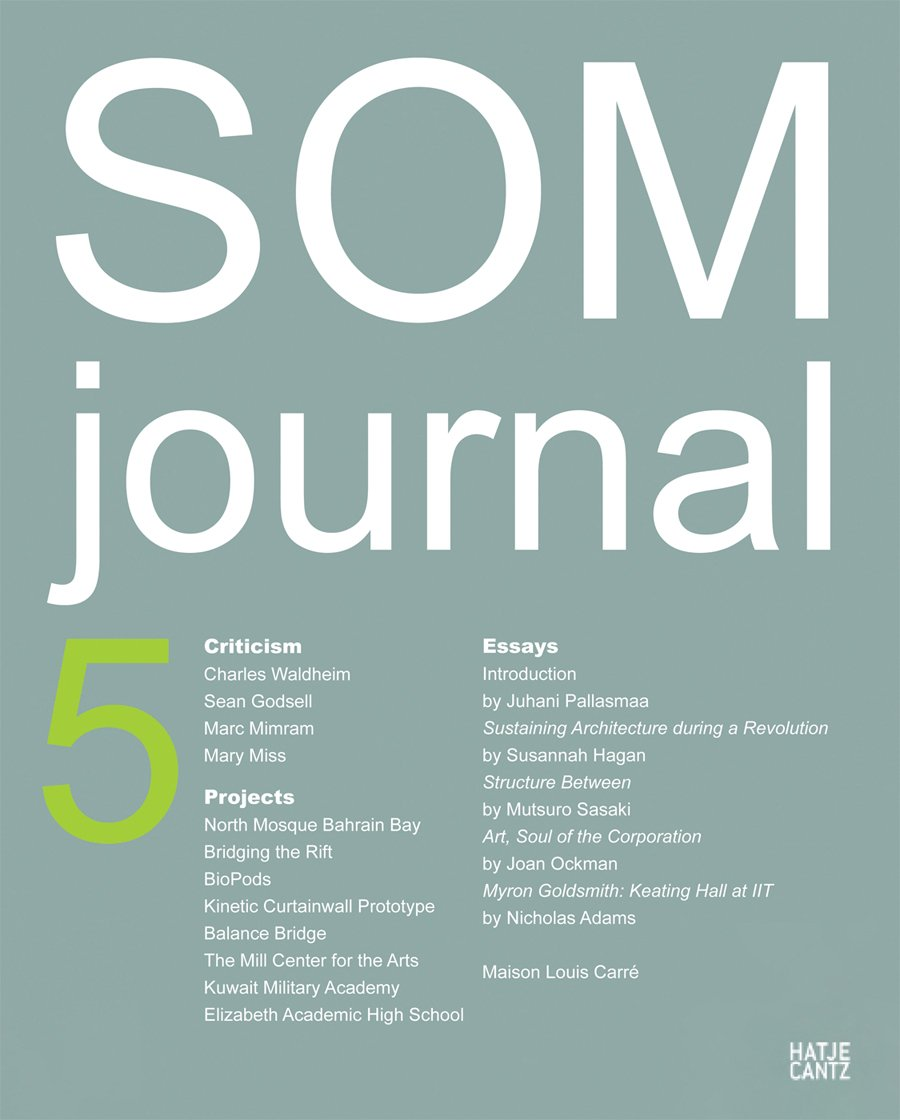 SOM Journal 5 (No. 5) pdf epub