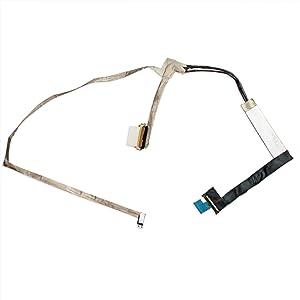 Zahara LCD LED LVDS Screen Video Display Cable Replacement for HP Pavilion dv6-7043cl dv6-7050ca dv6-7020us dv6-7024nr dv6-7027nr