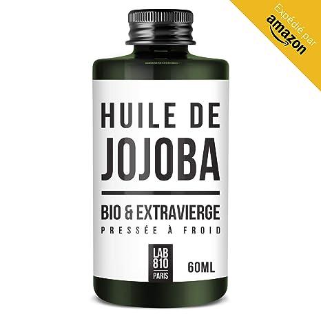 ACEITE BIO DE JOJOBA 100% Puro y Natural, Prensado en frío & Extra Virgen – Beneficios Antioxidantes – Nutre y Estimula el Crecimiento del ...