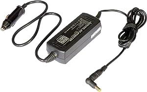 iTEKIRO Auto Adapter for Acer Aspire E5-571-74F7 E5-571-7776 E5-571P E5-571P-30QR E5-571P-31LT E5-571P-3414 E5-571P-36LU E5-571P-51GN E5-571P-52QK E5-571P-5390 E5-571P-55TL E5-571P-568M E5-571P-57E0