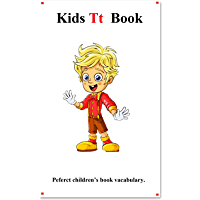 Kids Tt Book: Picture Kids T Book (English Edition)