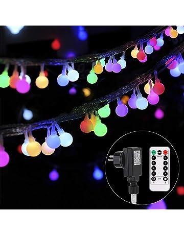 Weihnachtsbeleuchtung Außen Reduziert.Weihnachtsbeleuchtung Amazon De