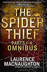 The Spider Thief by Laurence MacNaughton (2014-07-03)