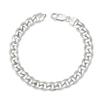 "Fine Jewelry Fine Bracelets Authentic .925 Sterling Silver Bracelet 8"""