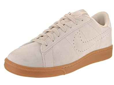 size 40 d4780 37f3a Nike Men s Tennis Classic CS Suede Oatmeal Oatmeal Ivory Tennis Shoe 8 Men  US