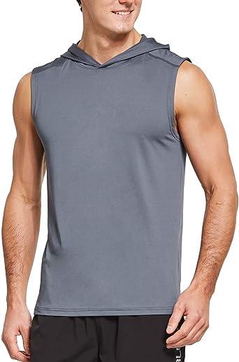 KLKLK Muskelshirt Wolf Face Mens Essential Muscle Sleeveless T-Shirt Tank Top Vest for Training