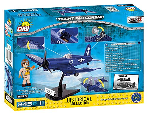 COBI Small Army Vought F4U Corsair - http://coolthings.us