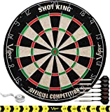 Viper by GLD Products Shot King Regulation Bristle