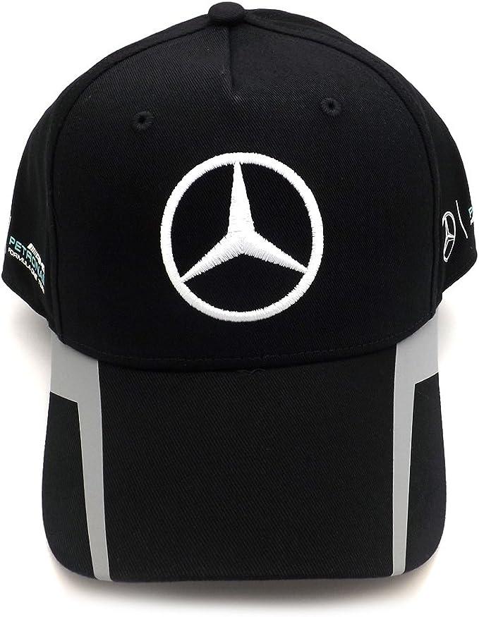 Equipo de F1 de Mercedes AMG Replica Puma gorra negra oficial 2016 ...