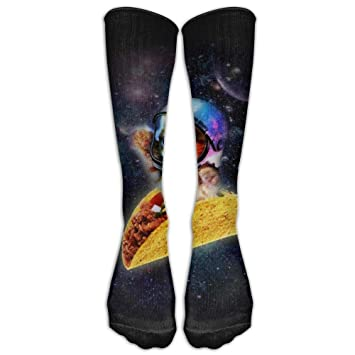 zengjiansm Calcetines Altos Tiger Print Womens Fashion Running Stocking Long Stockings Socks Comfortable: Amazon.es: Deportes y aire libre
