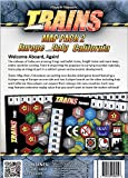 Trains Map Pack 2 Board Game