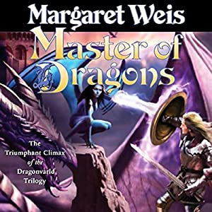 Master of Dragons Audiobook
