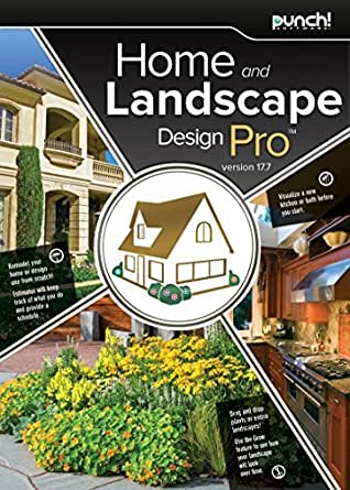 Punch home landscape design professional - Best home and landscape design software ...