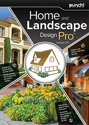 Punch! Home & Landscape Design Professional v17.7 [Download] by Punch! (Encore Software)