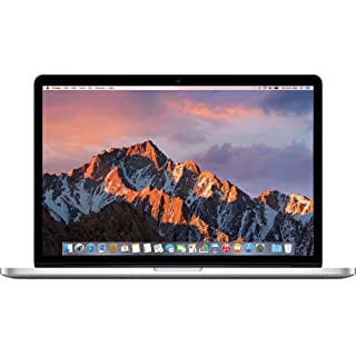 Apple MacBook Pro Retina 15-Inch Laptop Intel QuadCore i7 2.7GHz / 16GB Memory / 512GB SSD / MacOS 10.12 Sierra / ThunderBolt / USB 3.0
