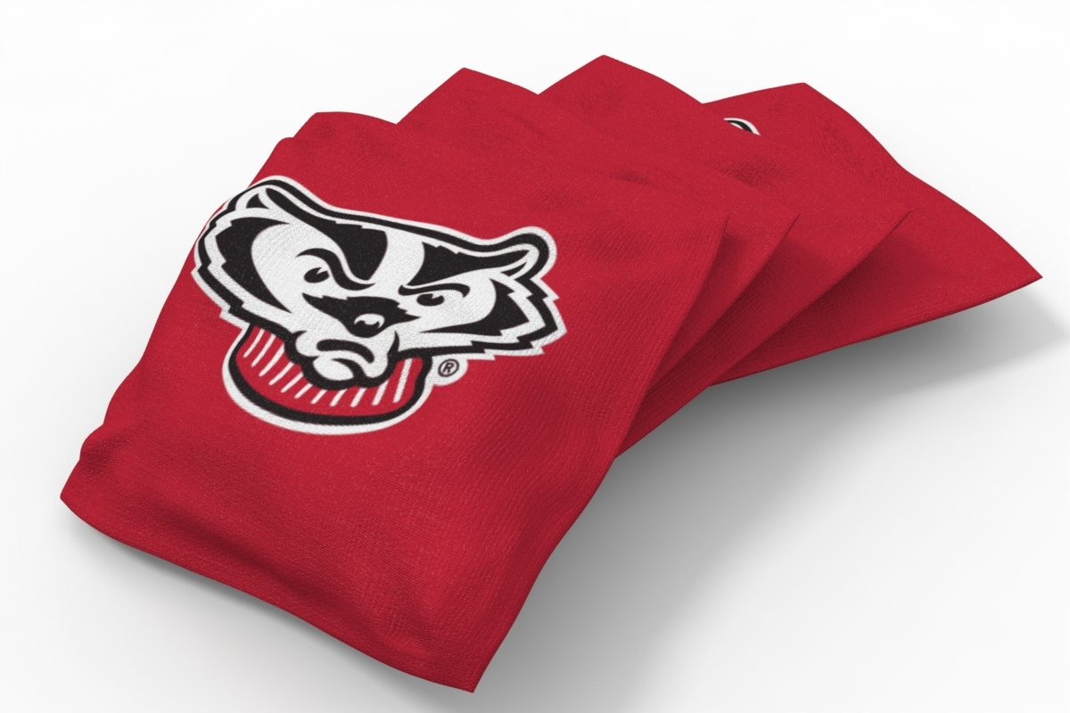 Wild Sports NCAA College Cornhole Bean Bag Set 8 Pack