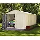 Storboss Mountaineer MHD Storage Shed, 10 by 10-Feet