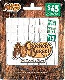 Cracker Barrel Gift Cards, Multipack of 3 - $15