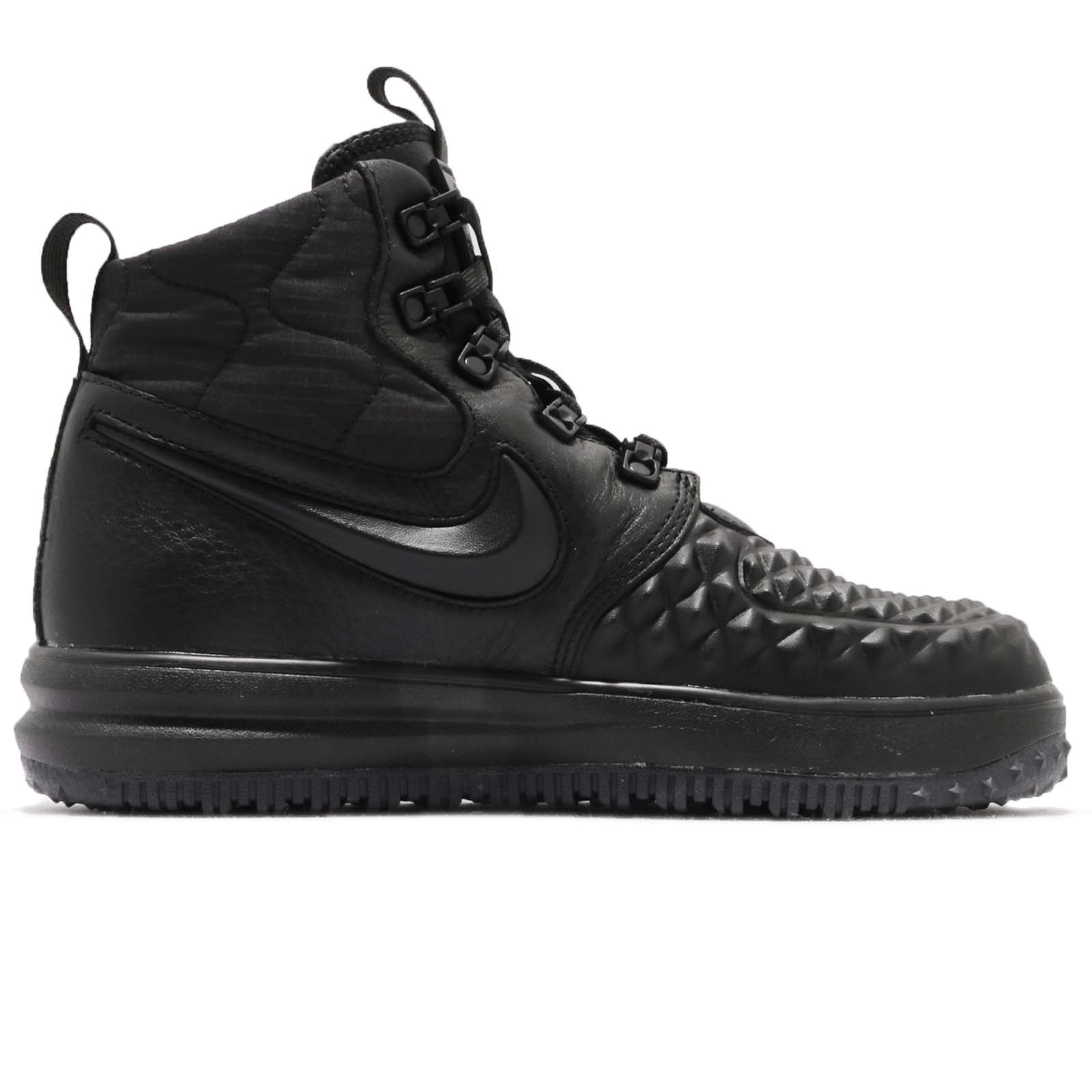 Nike Kid's LF1 Duckboot 17 GS, Black/Black-Anthracite, Youth Size 3.5 by Nike (Image #2)