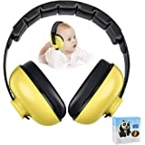 Noise Cancelling Headphones for Kids, Babies Ear Protection Earmuffs Noise Reduction for 0-3 Years Babies, Toddlers…