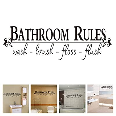 Laundry Vertical Vinyl Wall Quote Sticker Decal