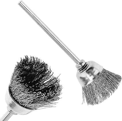 Brush Steel 8MM