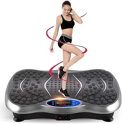 Vibrating Machine Body Whole Body Shaper Fitness Vibration Plate Exercise Gym