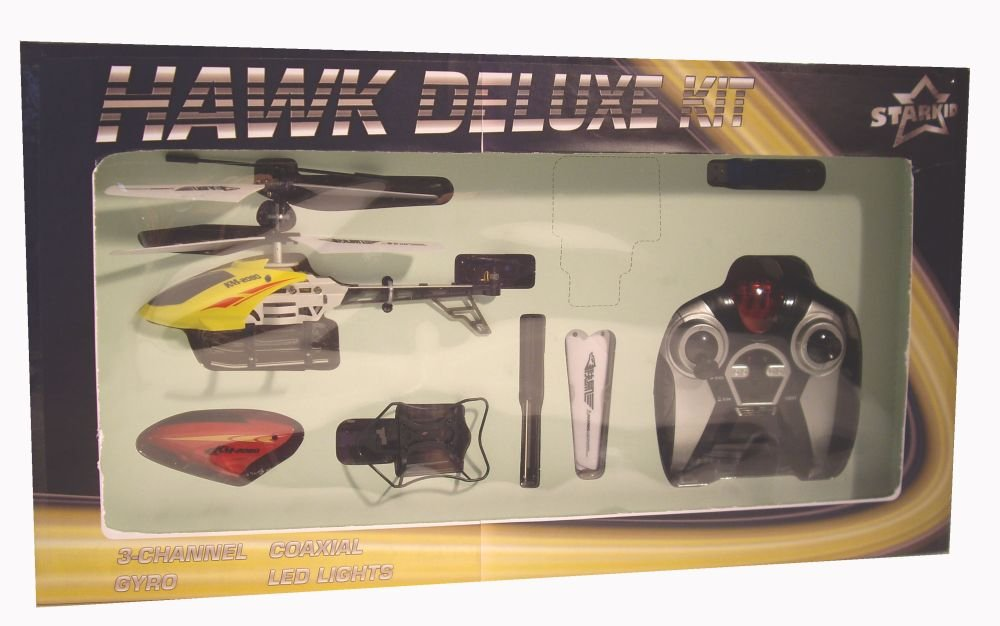 Strong Strong Strong Lion International Ltd. Starkid 68028 - IR Hawk Deluxe Kit 3-Kanal Heli circa 20 cm 24f7d2