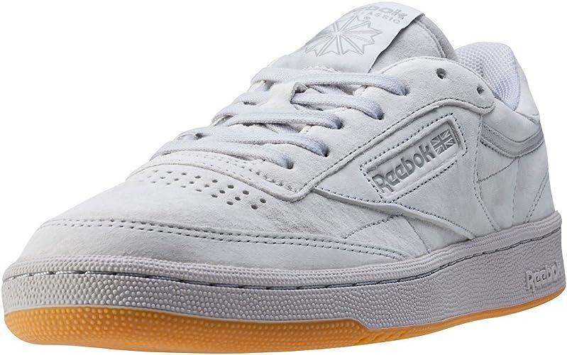 Reebok Herren Club C 85 Tg Sneakers Amazon De Schuhe Handtaschen