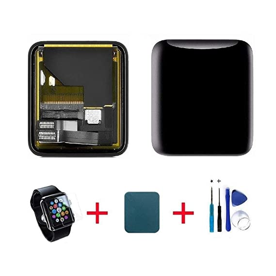 Amazon Com Xr Market Compatible Apple Watch Series 1 42mm Screen